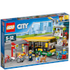 LEGO City: Town Bus Station (60154): Image 1