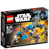 LEGO Star Wars: Bounty Hunter Speeder Bike Battle Pack (75167): Image 1