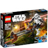 LEGO Star Wars: Scout Trooper & Speeder Bike (75532): Image 1