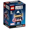 LEGO Brickheadz: Captain America (41589): Image 1