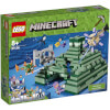 LEGO Minecraft: The Ocean Monument (21136): Image 1