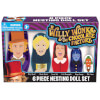 Willy Wonka and the Chocolate Factory Plastic Nesting Dolls: Image 2