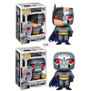Animated Batman Robot Batman Pop! Vinyl Figure: Image 1