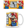 Super Mario Coffee Mug (Makes You Smaller): Image 1