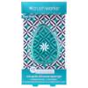 brushworks HD Silicone Miracle Sponge Tear Drop Applicator - Teal: Image 1