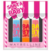 Maybelline Santa Baby Christmas Baby Lips Gift Set: Image 1