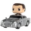 James Bond with Aston Martin Pop Ride Pop! Vinyl Figure: Image 1