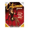 DC Comics Bombshells Glass Poster - Catwoman (30 x 40cm): Image 1