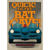 DC Comics Metal Poster - Gotham City Motor Club Batmobile 1966 (32 x 45cm): Image 1