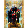 DC Comics Metal Poster - Justice League Retro Idols (32 x 45cm): Image 1