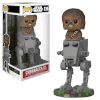 Star Wars Chewbacca in AT-ST Pop Deluxe Vinyl Figure: Image 2
