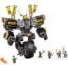 The LEGO Ninjago Movie: Quake Mech (70632): Image 2