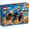 LEGO City Great Vehicles: Monster Truck (60180): Image 1
