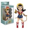 DC Bombshells Wonder Woman Rock Candy Vinyl Figure: Image 2