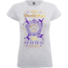 Harry Potter Honeydukes Purple Chocolate Frogs Women's Grey T-Shirt: Image 1