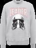 Star Wars The Last Jedi Captain Phasma Men's Grey Sweatshirt: Image 1