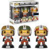 Star Wars Pilots Wedge, Biggs & Porkins EXC Pop! Vinyl Figure 3-Pack: Image 1
