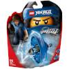 The LEGO Ninjago Movie: Jay - Spinjitzu Master (70635): Image 1