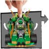 The LEGO Ninjago Movie: Ninja Nightcrawler (70641): Image 5