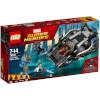 LEGO Superheroes: Black Panther Royal Talon Fighter Attack (76100): Image 1