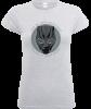 Black Panther Made in Wakanda Women's T-Shirt - Grey: Image 1