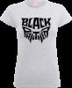 Black Panther Emblem Women's T-Shirt - Grey: Image 1