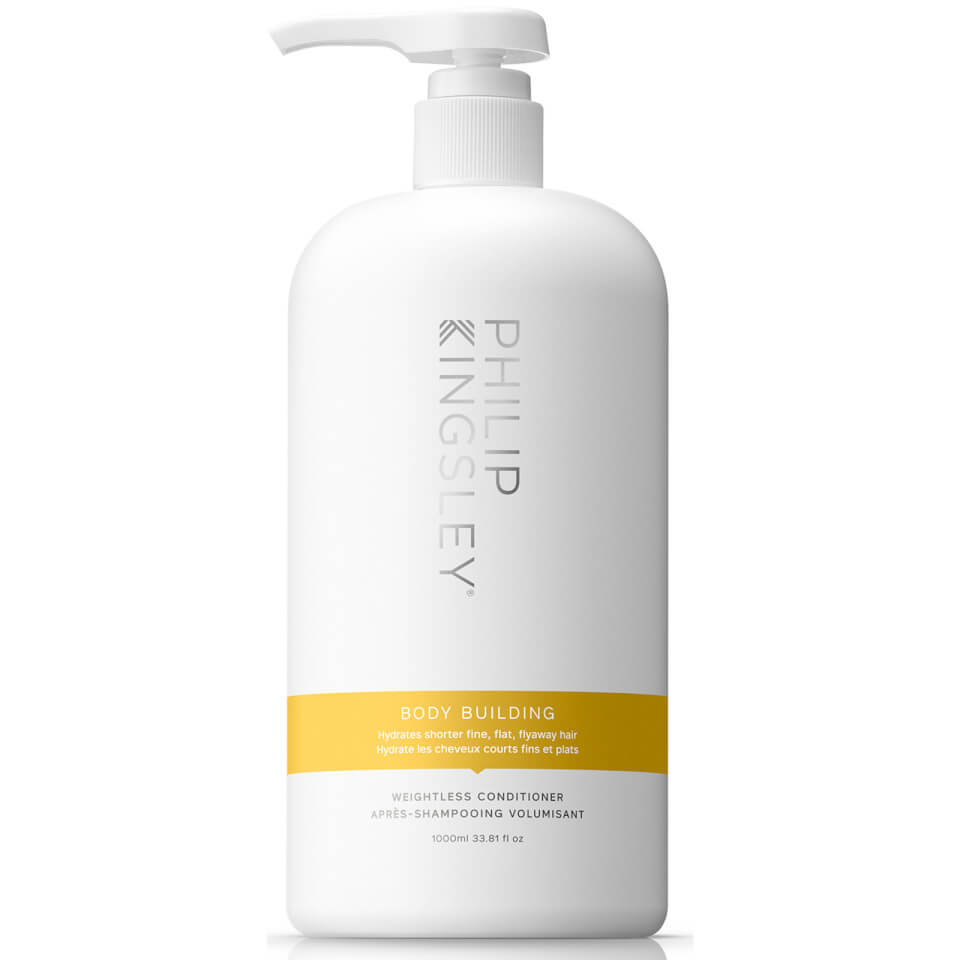 Condicionador Body Building de Philip Kingsley (1000 ml) - (no valor de £ 80,00)