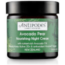 Antipodes Avocado Pear Nourishing Night Cream (60 g)