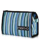 men-ü Stripes Toiletry Bag