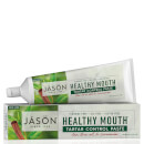 Pasta de Dentes para Controlo do Tártaro Healthy Mouth da JASON 119 g