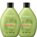 Duo cheveux bouclés à ondulés Redken Curvaceous Cream Duo