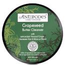 Manteiga de Limpeza Facial com Extrato de Grainha de Uva da Antipodes (75 g)