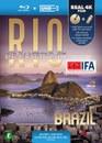 Rio De Janeiro, Brazil 4K 3D UHD Stick & Disc