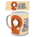 South Park Kenny Mug