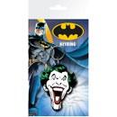 DC Comics Batman Comic Joker Face - Keyring