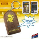 The Big Lebowki Talking Key Chain