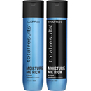 Matrix Total Results Moisture Me Rich Shampoo og Conditioner (300ml)