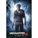 Uncharted 4 A Thiefs End - 24 x 36 Inches Maxi Poster