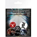 Death Note Mix - Badge Pack