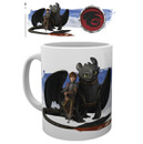 How To Train Your Dragon Hiccup And Toothless - Mug
