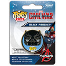 Captain America: Civil War Black Panther Pop! Pin