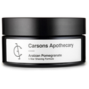 Carsons Apothecary Arabian Pomegranate Shaving Cream