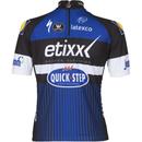 Etixx Quick-Step Short Sleeve Jersey 2016 - Black/Blue