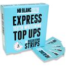 Tiras de Branqueamento Dentário Express da Mr Blanc com 30 tiras