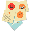 Totes Emotes Emoji Flashcards Set