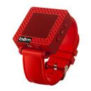 Bem Wristband Bluetooth Speaker - Red