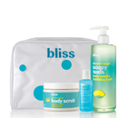 bliss Zest-Selling Summer Set (Worth $58.85)