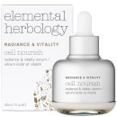 Elemental Herbology Cell Nourish Radiance & Vitality Facial Serum