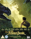 The Jungle Book 3D (Includes 2D Version) - Zavvi Exclusive Limited Edition Steelbook (UK EDITION)