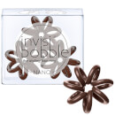 invisibobble Nano Hair Tie (3 Pack) - Pretzel Brown